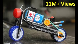 Download How to Make a Bike - Battery operated Motorcycle Video