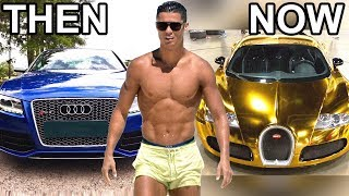 Download 10 Footballers Cars ★ Then and Now ★ Ronaldo,Messi, Neymar...etc Video