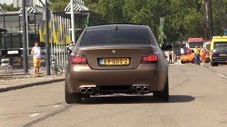 Download BMW M5 V10 Mosselman Performance - LOUD EXHAUST SOUNDS! Video