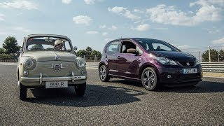 Download SEAT 600 vs SEAT Mii - What Changed In 60 Years? Video