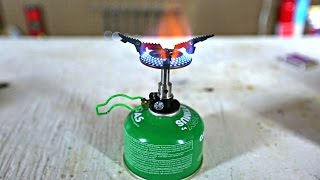 Download World's Smallest Stove Video