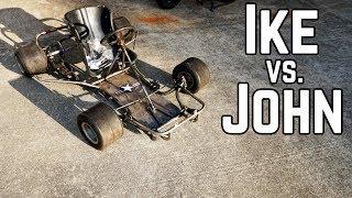 Download Mini Go Kart Build Off (and a Crash)! Video