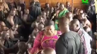 Download Otumfuo's mother endorses Nana Addo Video