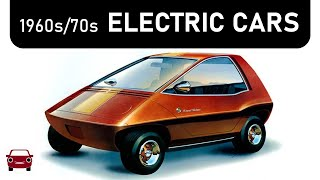 Download Before Tesla... 1960s/70s Electric Cars (EVs Part 1) Video