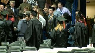 Download Undergraduate Commencement - The University of Toledo Video