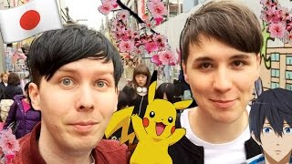Download A Day in the Life of Dan and Phil in JAPAN! Video