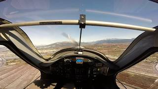 Download First Solo Flight in Alpha Electro - part 1 (Take-off) Video
