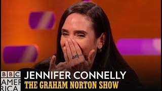 Download Jennifer Connelly had a #1 Hit in Japan! | The Graham Norton Show | Fridays at 11/10c on BBC America Video