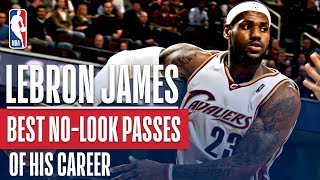 Download LeBron James' Best No-Look Passes of His Career Video