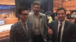 Download LIVE from Studio 6B with Jimmy Fallon and Rhett & Link! Video