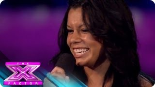Download Jazzlyn Little - Audition 1 - THE X FACTOR 2011 Video