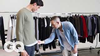 Download 2014 Mens Collections for Gap – Best New Menswear Designers in America | Style | GQ Video
