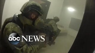Download El Chapo | GoPro Helmet POV Footage of Raid Capturing Joaquin Guzman Video