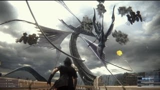 Download Final Fantasy XV - TGS 2013 Japanese Trailer Video