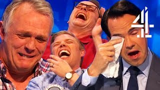 Download LITERAL CRY LAUGHING After Greg Davies' AWFUL Impression | 8 Out Of 10 Cats Does Countdown Best Bits Video
