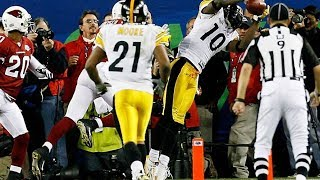 Download NFL Greatest Toe Taps of All Time (Sideline Catches) Video