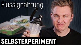 Download Das passiert, wenn du dich 7 Tage nur von Flüssignahrung ernährst! Video