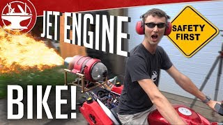 Download Jet Engine Motorcycle Build (GTA 5 OPPRESSOR IN REAL LIFE???) Video