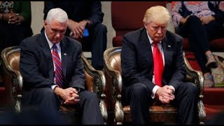 Download Trump Mocks Pence's Religion: 'Did Mike Make You Pray?' Video