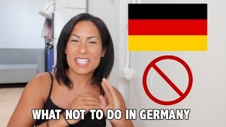 Download WHAT NOT TO DO IN GERMANY Video