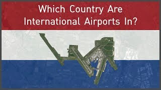 Download Which Country Are International Airports In? Video
