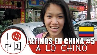 Download Latinos en China | Anny | Colombianos en China Video