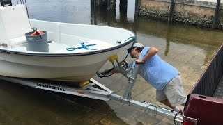 Download New Boat Trailer - First Launch Video