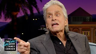Download Do NOT Block Michael Douglas' View at a Lady Gaga Show Video