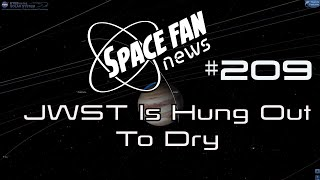 Download ESA Turns Off LISA Pathfinder; Juno Flies Over Red Spot; NASA Hangs #JWST Out to Dry | SFN #209 Video