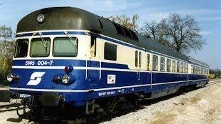 Download Der Blaue Blitz - Baureihe 5145. der ÖBB Video