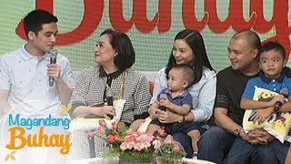 Download Magandang Buhay: Vico and L.A.'s message for their mother Video