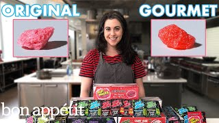 Download Pastry Chef Attempts to Make Gourmet Pop Rocks | Gourmet Makes | Bon Appétit Video