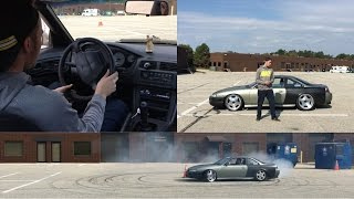 Download Drifting School, How To Drift For Beginners!!! Video