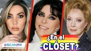 Download Famosas ¿ QUE SIGUEN EN EL CLÓSET ? por MIEDO o por VERGÜENZA Video