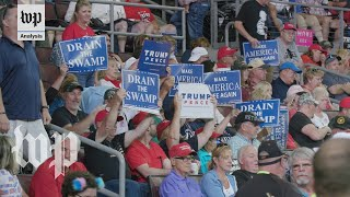 Download How Trump rallies are frozen in time Video