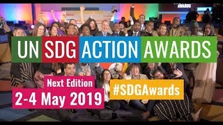 Download UN SDG Action Awards Video