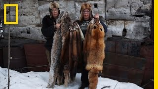 Download Alaska Twins Live Off the Land 150 Miles From the Nearest Store | National Geographic Video