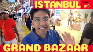 Download ISTANBUL: GRAND BAZAR | EGYPTIAN SPICE BAZAR Video