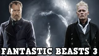 Download Fantastic Beasts 3 Greenlit For Pre-Production and Casting Video