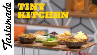 Download Tiny Thanksgiving Stuffing | Tiny Kitchen Video