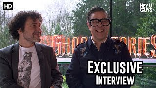 Download Andy Nyman & Jeremy Dyson - Ghost Stories Exclusive Interview Video
