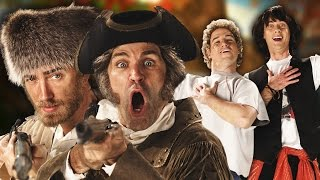 Download Lewis and Clark vs Bill and Ted. Epic Rap Battles of History Video