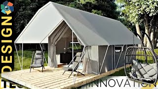 Download 15 Awesome Tents That Raise the Bar in Camping and Glamping Video