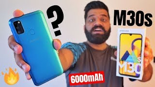 Download Samsung Galaxy M30s Unboxing & First Look - The NEW Performer #GoMonster🔥🔥🔥 Video
