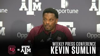 Download South Carolina Weekly Press Conference | Kevin Sumlin 9.26.17 Video