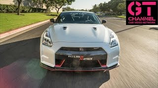 Download Nürburgring Record Breaking GT-R NISMO N Attack - Stillen Video