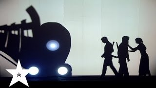 Download Трогательное выступление от театра теней ″Dreamway″ - Україна має талант-6 - Третий прямой эфир Video