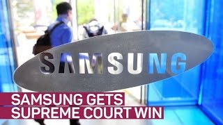 Download Samsung wins in Supreme Court battle against Apple Video