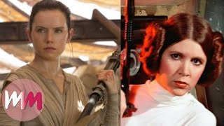 Download Top 10 Kickass Female Characters in Star Wars Franchise Video