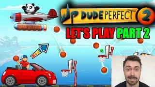 Download Let's Play Dude Perfect 2 - levels 31-60! Video